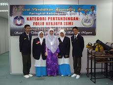 Johan Folio Kerjaya Negeri Perak 2009