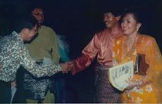 Deklamator Sajak Gebang Puisi Pasir Salak 1993