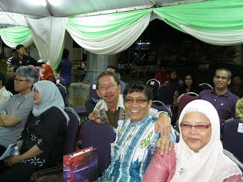 Malam Puisi Riong - UPSI 2010