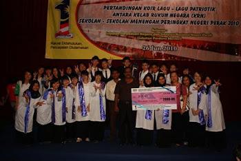 Juara Koir Patriotik Negeri Perak 2010
