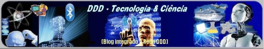 DDD - Tecnologia & Ciência