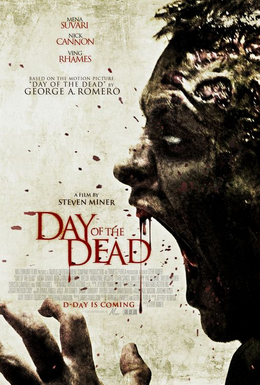 undead obsession review day of the dead 2008 remake