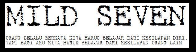 MILD SEVEN 97