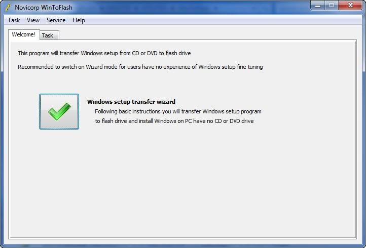 Media Informasi: Cara Menginstal Windows Via Usb