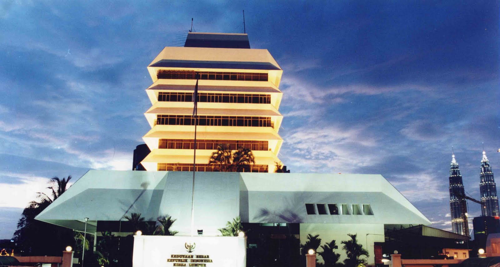 Dro S Blog Here Kedutaan Besar Republik Indonesia Kbri