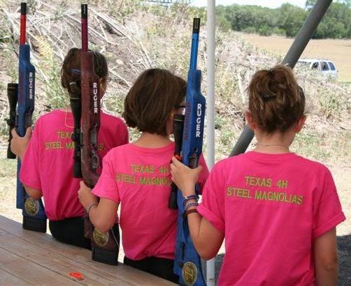 Kerr county 4 h shooting sports for Daylon payne