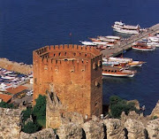 KIZIL KULE ALANYA red tower