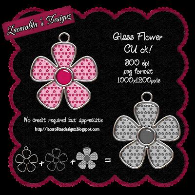 http://lacarolitasdesignz.blogspot.com/2009/05/glass-flower-1-cupu-ok.html