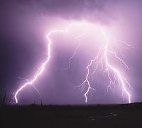 Народные приметы погоды-молния
