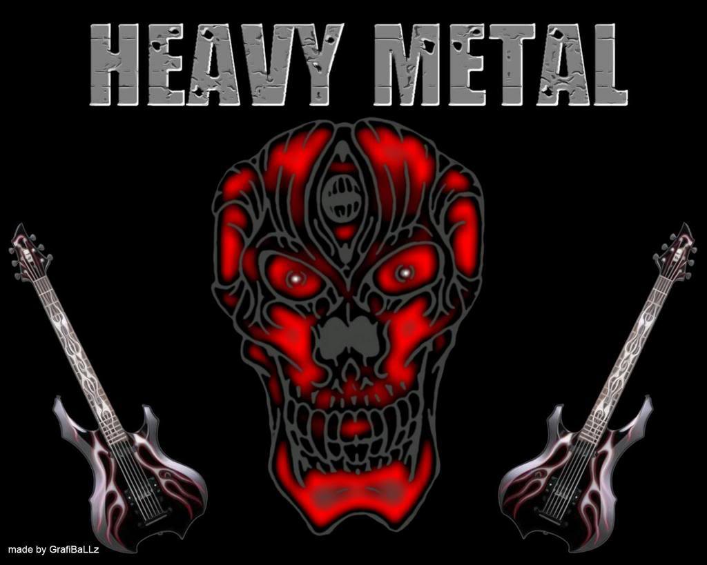 тяжелый металл слушать онлайн