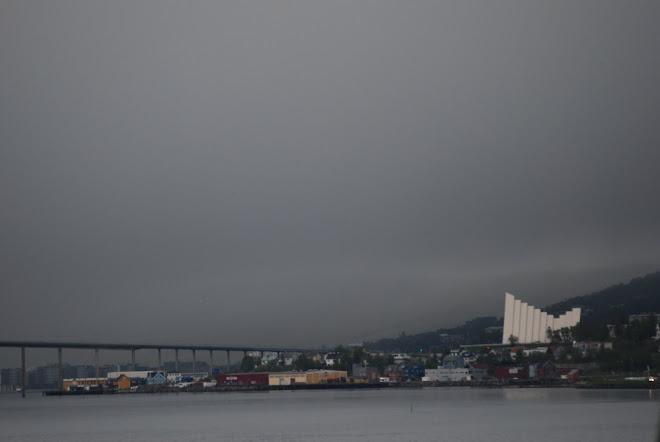 Avreise Tromsø
