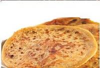 crispy parathas