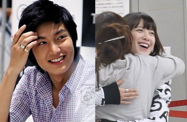 Is Lee Min Ho Dating Ku Hye Sun