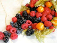 Autumn Diets for Weight Loss. Berry diet.