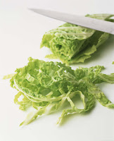 Find your beauty in the cabbage