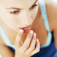 Winter lip care
