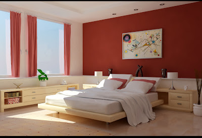 غرف نوم مذهلة best bedroom interior designs