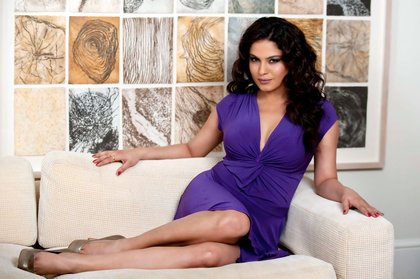 It is learnt that Pakistani actress and model Veena Malik had posed nude in ...