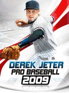 DerekJeterProBaseball1 Derek Jeter Pro Baseball 2009 (All Versions) by Gameloft