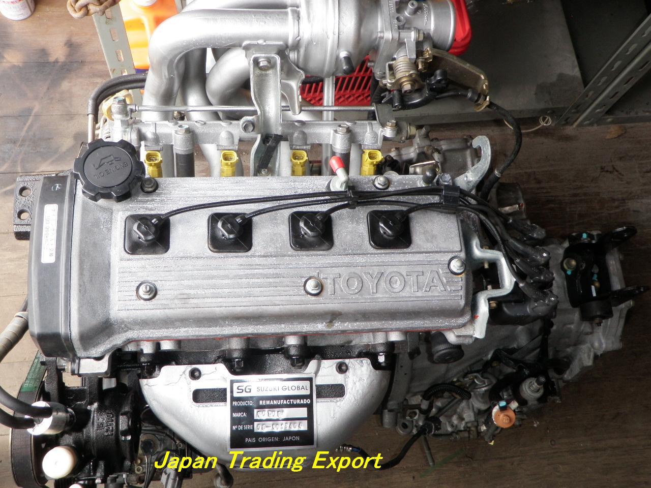 Motores  U0026 Transmisiones Japoneses Usados Standard  Toyota