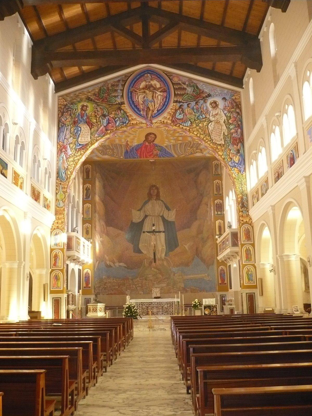 La Chiesa Madre, Maria SS. Immacolata: