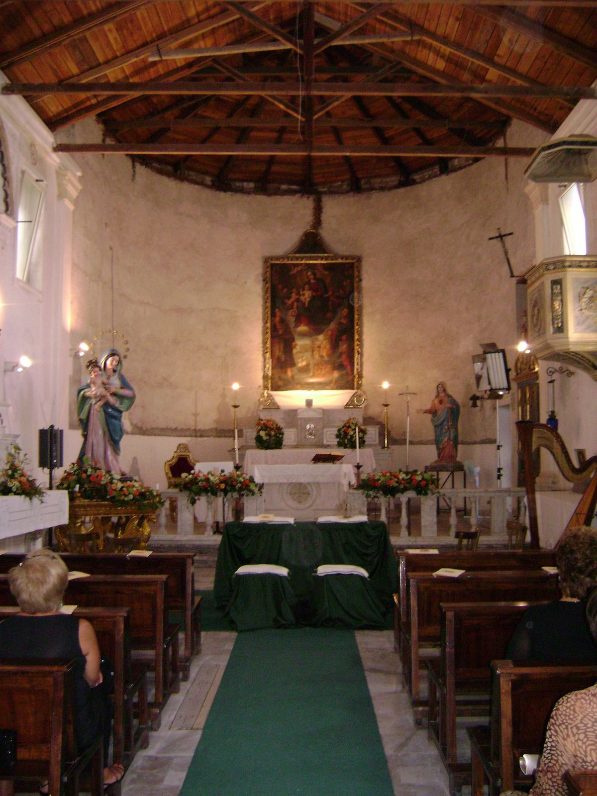 La Chiesa di Santa Maria di Portosalvo:
