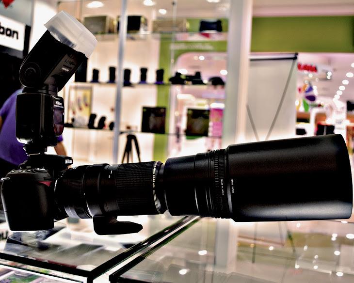 kamera idaman