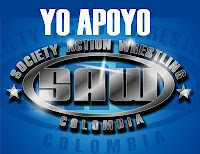 """SAW GYM"". Society Actión Wrestling!!!"
