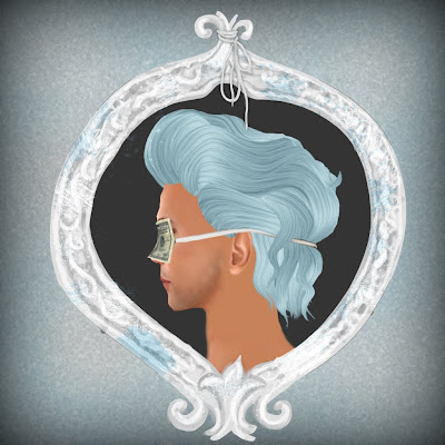 "^This is the ""Lawless (M)"" hair in ""Melt"" another exclusive color for this event."