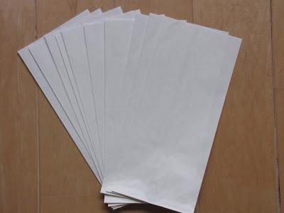 Bij margriet stampin 39 up inspiratie en verkoop windlichten for Papieren broodzakjes