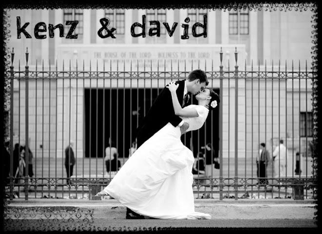 David and McKenzie