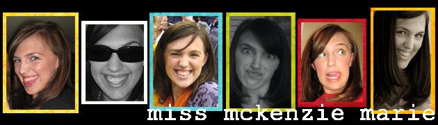 Miss McKenzie Marie