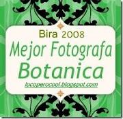 Mejor Fotógrafa Botánica