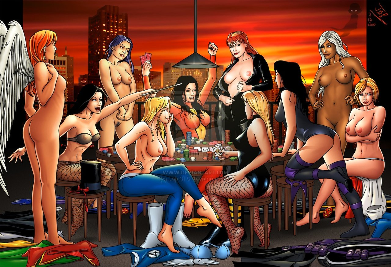Hot demon cartoon sex picture story naked sexygirls