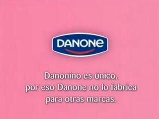 Danone, marca blanca, publicidad