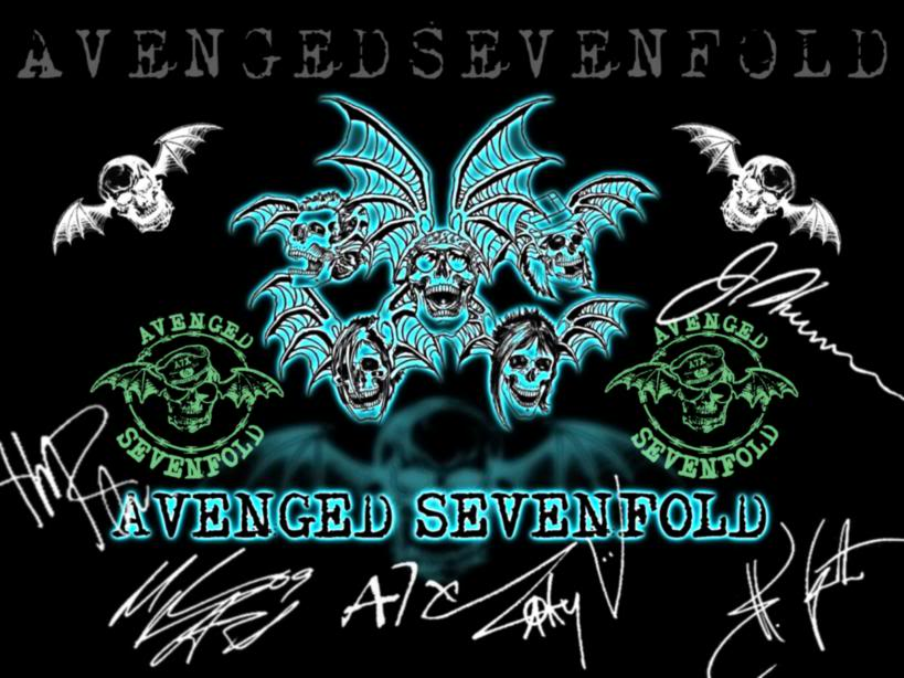 Avenged Sevenfold - Unbound The Wild Ride