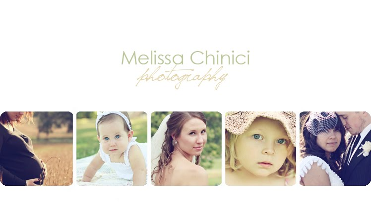 <center>Melissa Chinici Photography</center>