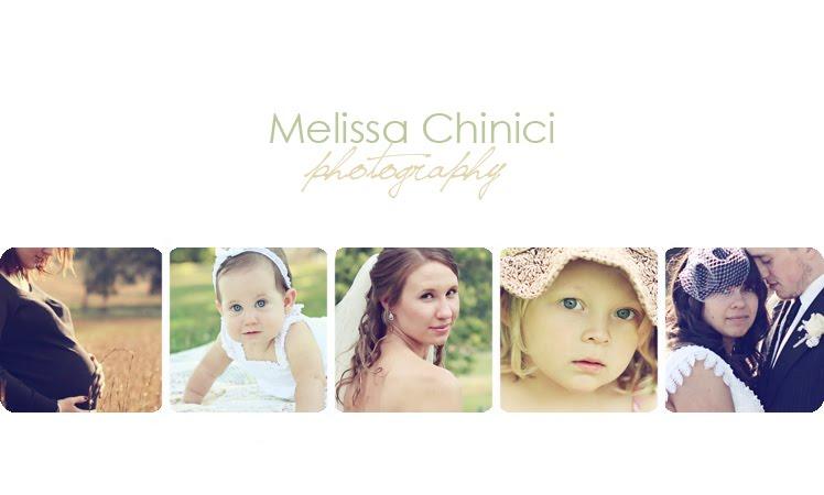 <center>Melissa Chinici Photography</center>