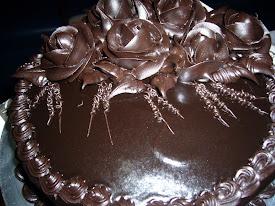 kek choklat