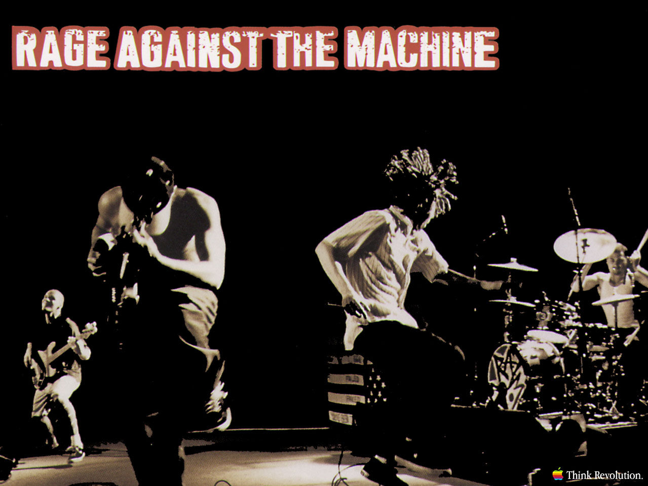 your enemy rage against the machine