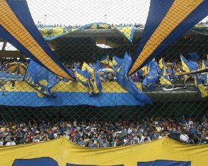 Club Atletico Boca Juniors.