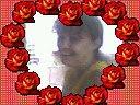 Eu em Rosas e Rosas