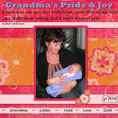 Grandma's Pride & Joy