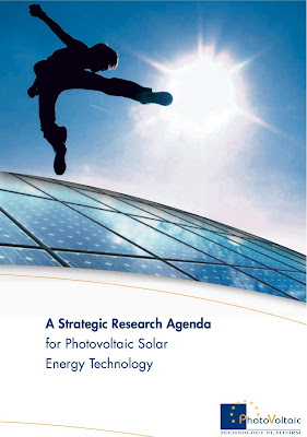 REPORT: A Strategic Research Agenda for Photovoltaic Solar Energy Technology. European Photovoltaic Technology Platform