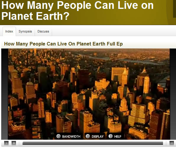 how many people live on planet
