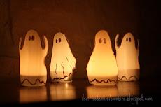 Halloween: un esercito di fantasmini