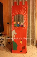 teatrino per le marionette