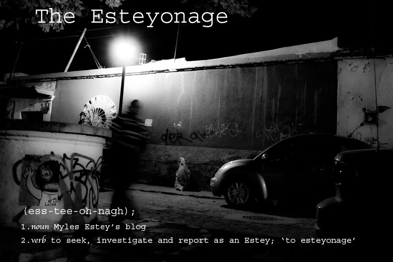 The Esteyonage