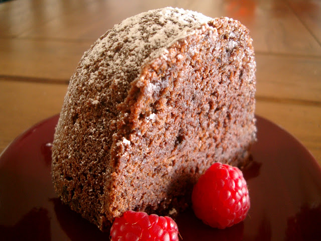 least one bundt cake a week. A great bundt will disappear from my cake ...