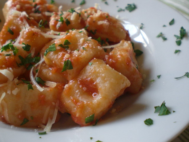 Dinners for a Year and Beyond: Ricotta Gnocchi in a Flash!